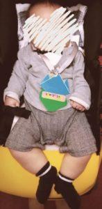 保育園 入園式の服装 男の子 0歳児